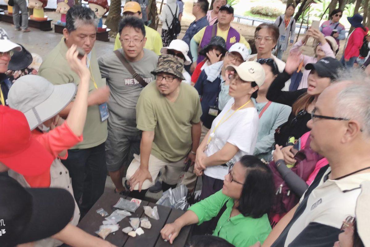 TAVIC 003-0102 第13天_【旅遊先進價值整合】&【野柳地質公園深度導覽】